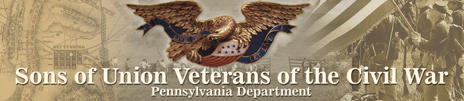 Pennslyvania Department Sons of Union Veterans of the Civil War