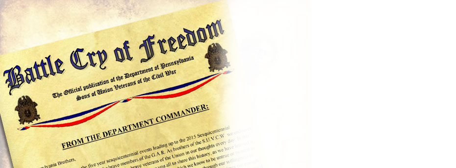 Battle Cry of Freedom Newsletter